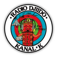 Logo of radio station Radio Djiido