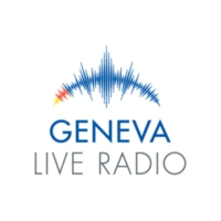 Logo of radio station Geneva Live Radio