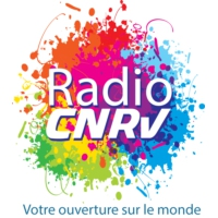 Logo of radio station CNRV