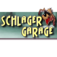 Logo of radio station Die Schlagergarage