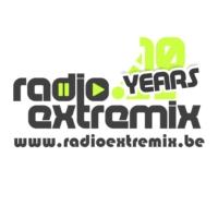 Logo of radio station Extremix Radio