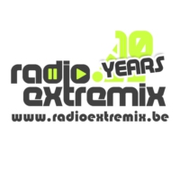Logo of radio station Extremix Radio
