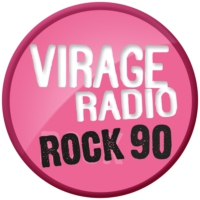 Logo of radio station Virage Rock 90