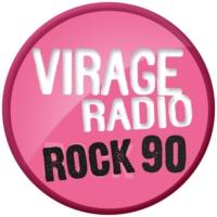 Logo de la radio Virage Rock 90