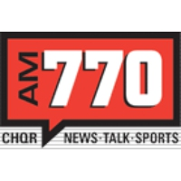 Logo of radio station CHQR AM 770