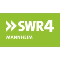 Logo of radio station SWR4 Mannheim
