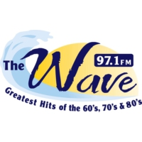 Logo of radio station WAVD The Wave 97.1