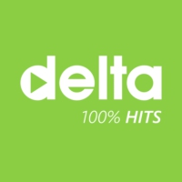 Logo of radio station Delta FM 100% Hits