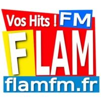 Logo de la radio FLAM FM
