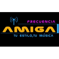 Logo of radio station Frecuencia Amiga
