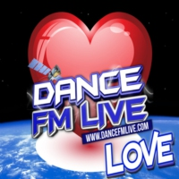 Logo of radio station Dancefmlive Love