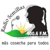 Logo of radio station Radio Semillas