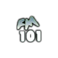 Logo of radio station PBC FM 101