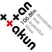 Logo of radio station Ttan Ttakun Irratia