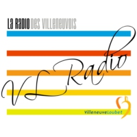 Logo of radio station VL Radio