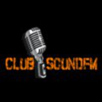 Logo of radio station Club Sound FM