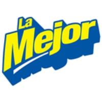 Logo de la radio La Mejor FM Mexicali