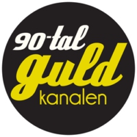 Logo of radio station Guldkanalen 90-tal