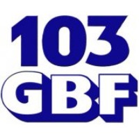 Logo de la radio WGBF River City Rocker 103.1 FM