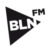 Logo of radio station BLN FM