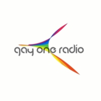 Logo of radio station GayOneRadio