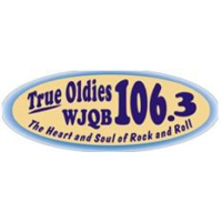 Logo of radio station WJQB 106.3 FM