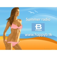 Logo of radio station HappyB