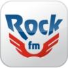 Logo de la radio Rock fm