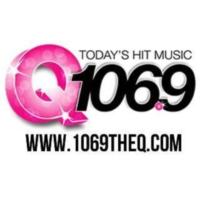 Logo of radio station KVGQ 106.9 The Q
