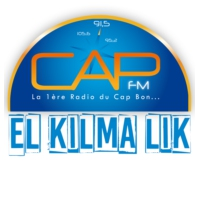 Logo of radio station Cap FM