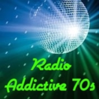 Logo of radio station Addictive 70s