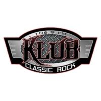 Logo of radio station KLUB 106.9 Classic Rock