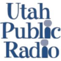 Logo de la radio KUSU Utah Public Radio NPR 89.5 FM