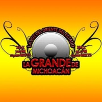 Logo of radio station La Grande de Michoacán 95.1FM