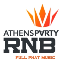 Logo of radio station Athens Party R'n'B