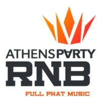Logo de la radio Athens Party R'n'B