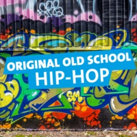 Logo of radio station RPR1.Old School Hip-Hop