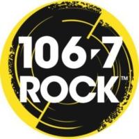 Logo de la radio CJRX-FM 106.7 ROCK