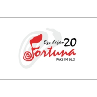Logo de la radio Fortuna Rádió