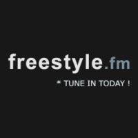 Logo of radio station DanceRadio FreestyleFM