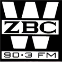 Logo of radio station WZBC 90.3