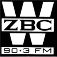 Logo of radio station WZBC 90.3