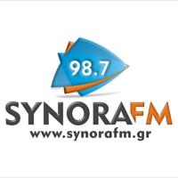 Logo of radio station Synora FM