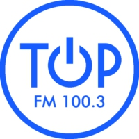 Logo of radio station FM TOP 100.3