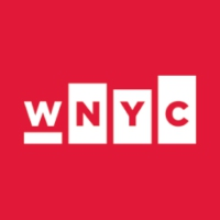 Logo of radio station WNYC FM