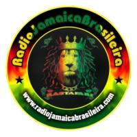 Logo of radio station Radio Jamaica Brasileira