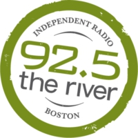 Logo of radio station WXRV 92.5 the River