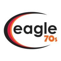 Logo of radio station Eagle 70s
