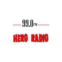 Logo of radio station Hero Radio