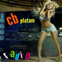 Logo of radio station CB Platam